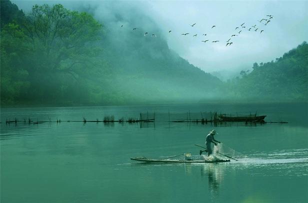 美到沁骨的千岛湖,恰似一首山水田园诗