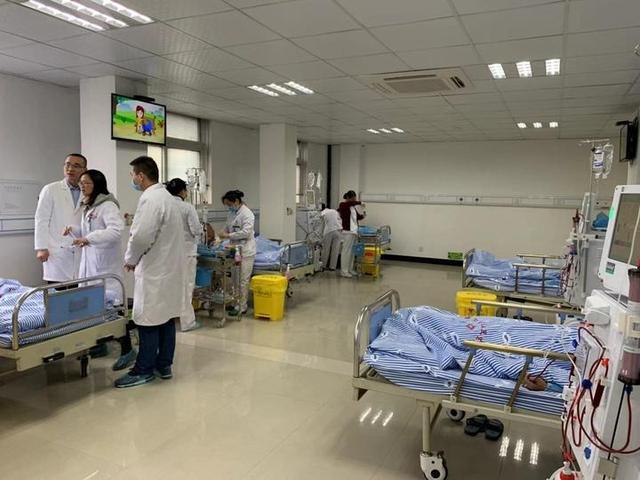 血透之路从一百多公里到家门口 淳安建起杭州首家乡镇血透室