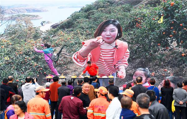 界首乡第五届乡村旅游节暨第十二届柑橘文化节掠影