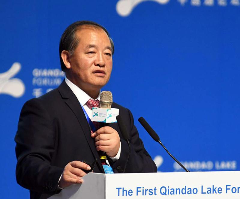 江桂斌:千岛湖环境保护与绿色发展