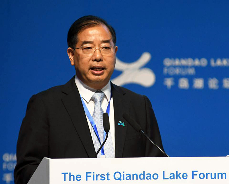 沈满洪:推进深绿产业发展的若干思考——以杭州市淳安县为例